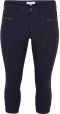 Trousers, 3/4-length, extra slim