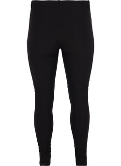 Slim fit-byxor med stretch